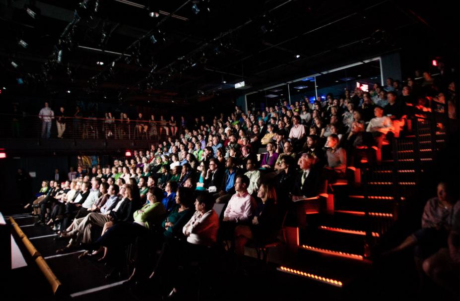 Hanesbrands Audience - RiverRun International Film Festival