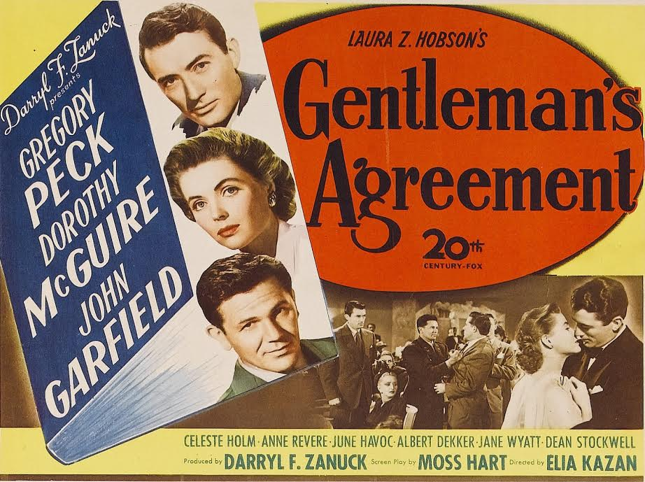 Riverrun Retro Free Screening Of Gentlemans Agreement With Guest